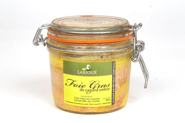 Aquitaine s lection produits finis foie gras de canard - Dosage sel et poivre pour foie gras ...